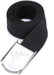 """MOPHOEXII Diving 57"""" Long 2"""" Webbing Belt with Stainless Steel Buckle,Quick Release Buckle,Scuba B"""