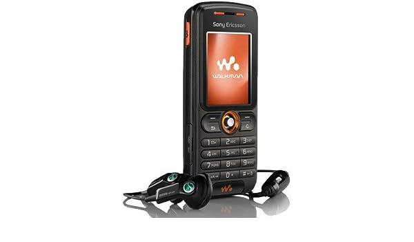 amazon com sony ericsson w200i unlocked cell phone with camera rh amazon com Cell Phone Use Phone System