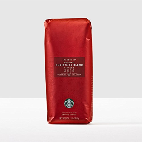 Starbucks Christmas Blend Ground Coffee - 1 Lb (011022753)