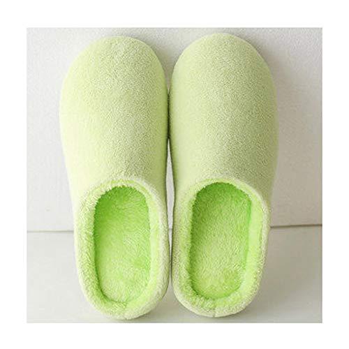 36 Pantofole Invernali Green 37 colore Dimensioni Donna Green Laosunjia RROqwHY