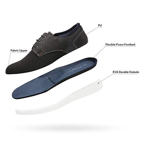 Bruno Marc Men's Rivera Oxfords Shoes Sneakers