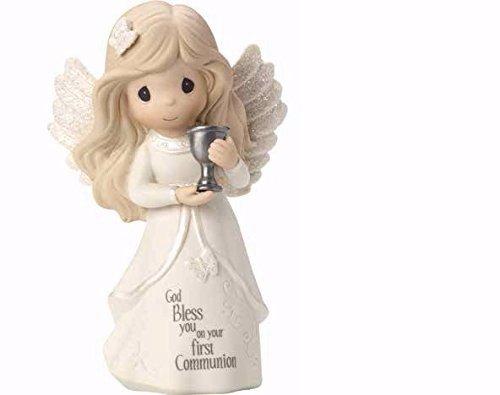 Precious Moments Communion Gifts Communion Angel Bisque Porcelain Figurine