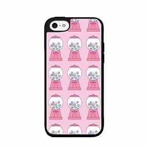 Bubble Gum Machine 2-Piece Dual Layer Phone Case Back Cover iPhone 4 4s