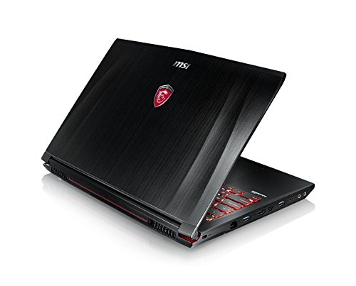 "Image MSI GE62 Apache Pro-004 15.6"" Gaming Laptop - Core i7-6700HQ, GTX 960M 2GB VRAM, 16GB RAM, 1 TB HDD + Gaming Bundle no. 3"