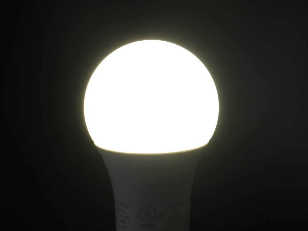 MaxLite Dimmable 15W 4000K A19 LED Bulb Enclosed Rated