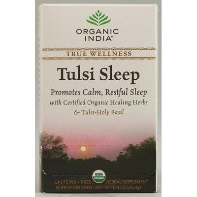 Organic India Tulsi Tea Og2 Sleep 18 Bag