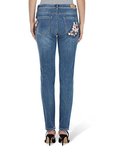 Vaqueros Denim Cain 353 Mujer Slim blue Mehrfarbig Jeans Para Collections Marc zaUpxqwtU