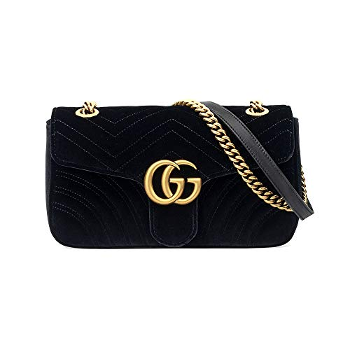 Black Gucci Handbag - 6