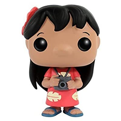 Funko POP Disney: Lilo & Stitch - Lilo Vinyl Figure: Funko Pop! Disney:: Toys & Games