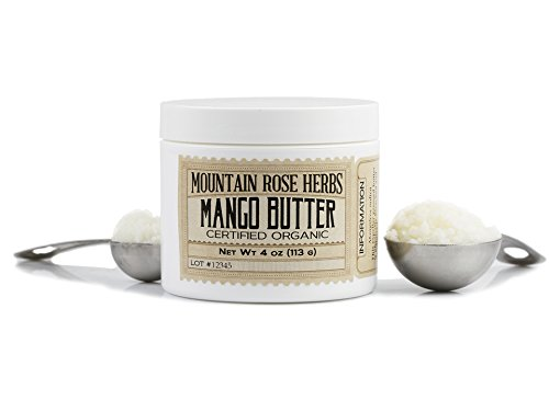 Mango Butter Organic - Mountain Rose Herbs