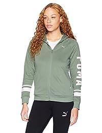 PUMA Womens Athletic FZ Hoody TR Hoodies & Sweatshirts