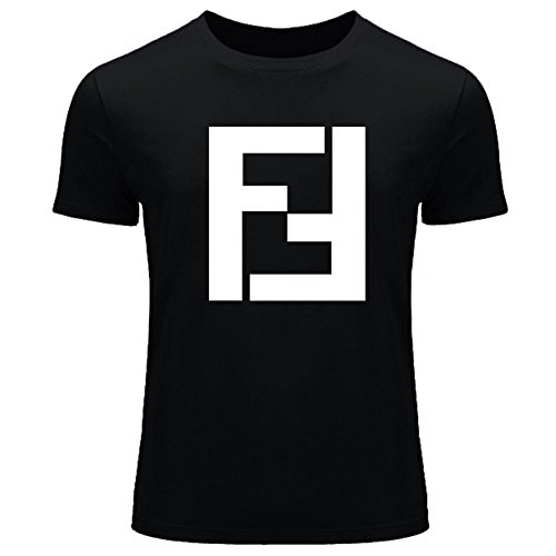 Fendi For Mens Printed Short Sleeve tops t - For Fendi Men Clothes