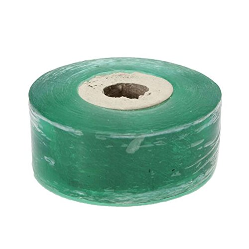 Walnut Package - 1 Pcs Grafting Tape Moisture Barrier Stretchable Clear Floristry Film Bio-degradable By Crqes