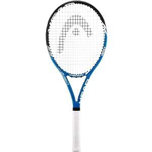 Head blackjack racquetball racquet strung with cover