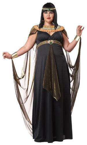 Queen of the Nile Plus Costume Size