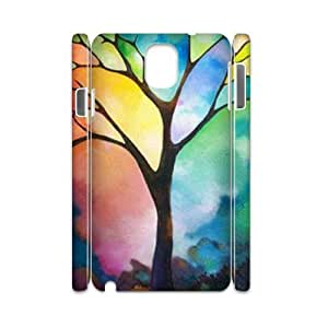 Love Tree Custom 3D Cover Case for Samsung Galaxy Note 3 N9000,diy phone case ygtg595237