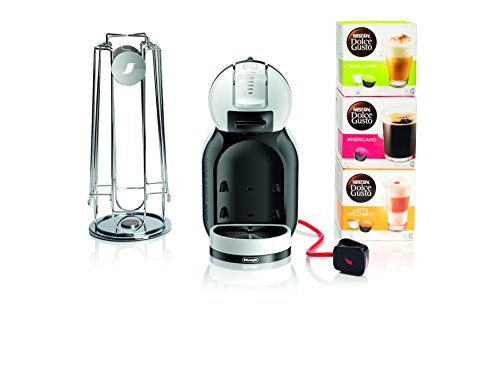 Nescafe EDG305WB Dolce Gusto Coffee Maker Mini Me Bundle 220-volts (Will not work in - Dolce Gusto Nescafe Machine