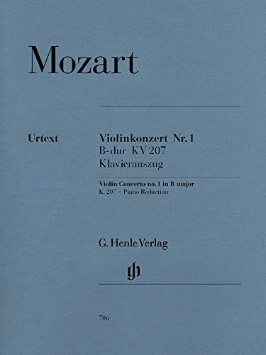 Mozart: Violin Concerto No. 1 in B-flat Major, K. - Sheet Stripe 1