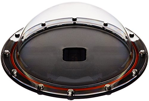 AmazonBasics Underwater Dome Port for GoPro HERO5, Yellow