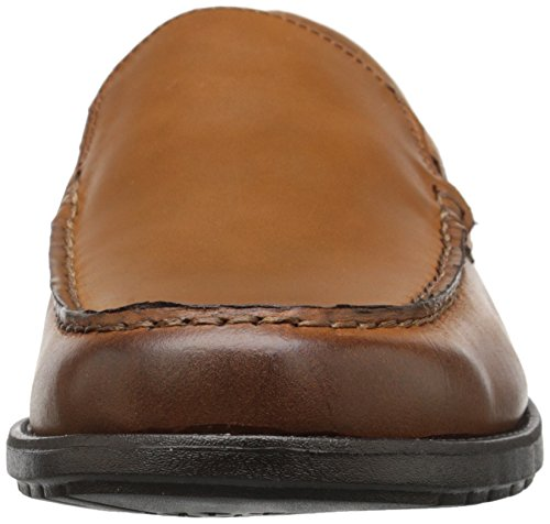 Nunn Bush Mens Arlington Slip-on Mocassin Selle Bronzage
