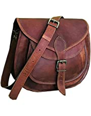 13 Inch Leather Women Purse Bag | Leather Cross-body Bag | Leather Purse | Women Purse Leather | Leather Cross-body bag for Women | Leather Shoulder Bag for Women | Handmade Leather Purse