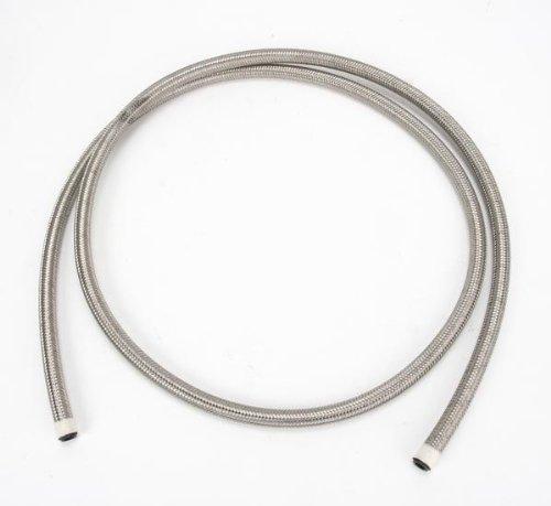 Goodridge Braided Fuel/Oil Line Stainless Steel 5/16
