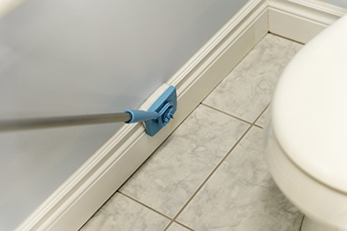 Baseboard Buddy - The Fast and Easy Way to Clean Your Baseboards and Moldings