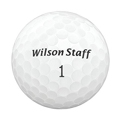 Wilson Staff 2017 FG Tour Urethane Golf Balls White