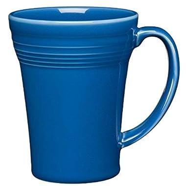 Fiesta 18-Ounce Bistro Latte Mug Lapis Blue