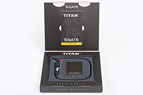 Airsoft Gate Titan Mosfet Básico V3