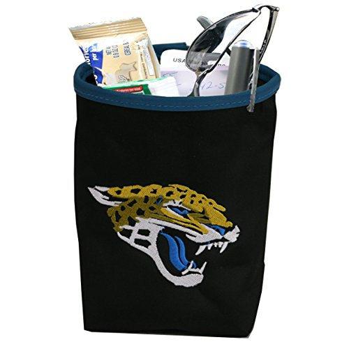 Charm14 NFL Jacksonville Jaguars Logo Car Pocket Organizer