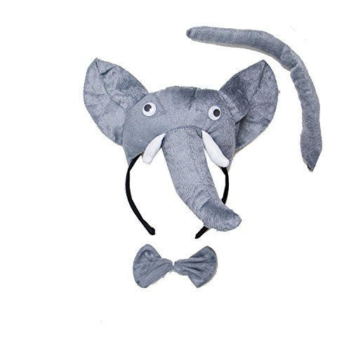 Kirei Sui Elephant 3D Headband Costume Set