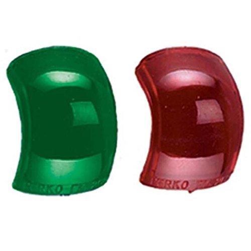 - AMRP-260DPLNS * Perko Spare Lens Set for Bi-Color Navigation Light - Red and Green
