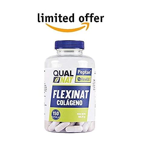 Colágeno con formulación exclusiva de Peptan® para el cuidado específico de articulaciones - Colágeno marino Peptan® con magnesio y harpagofito flexigo® ...