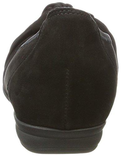 Gabor Women's Comfort Sport Closed Ballerinas, Black Black (47 Schwarz 47)