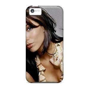 New Premium Flip Case Cover Eva Longoria Celebrity Skin Case For Iphone 5c