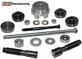 harley wheel bearing tool - MBS Mfg Harley Davidson Wheel Bearing Installer Puller for Twin Cam Sportster V-Rod