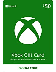 $50 Xbox Gift Card [Digital Code]