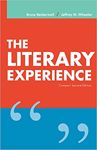 Book The Literary Experience, Compact Edition (with 2016 MLA Update Card)