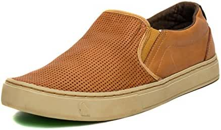 Satorisan Soumei Napa Punch Sneaker
