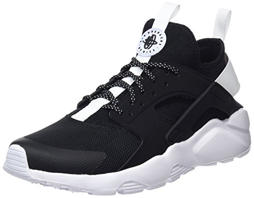 Huarache Black Gris NIKE Homme Air Ultra Run White White Running Chaussures 018 de 5n6Zgxn