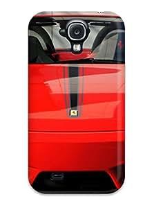 For Galaxy S4 Premium Tpu Case Cover Ferrari30 Scuderia Spider6m Front Protective Case