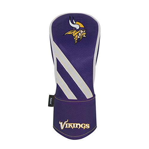 (Team Effort NFL Minnesota Vikings Individual Hybrid Headcover)