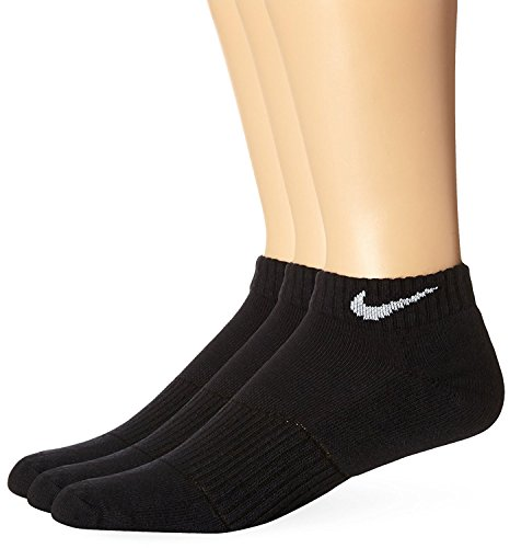 Nike Mens 3Ppk Cushion Low Cut Style: SX4701-001 Size: M