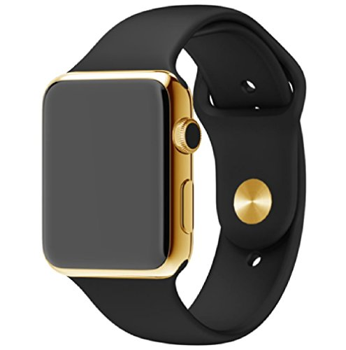 Karat Plated Apple Sports Yellow product image