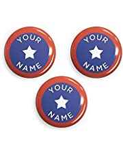 Personalized Pinback Buttons