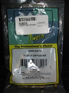 TWECO GAS DIFFUSERS 52FN - QTY/5
