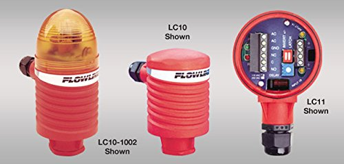 Flowline LC10-1001 Switch-Pro Compact Level Controller, 1 Relay, 1 Sensor, 3/4'' NPT