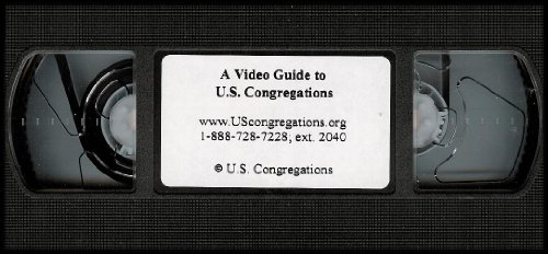 A Video Guide to U.S. Congregations (A Supplement to U.S. Congregational Life Survey Strengths Report) VHS Video