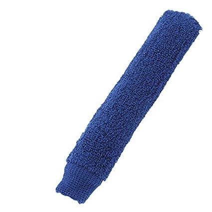 Amazon.com : Las raquetas de bádminton Azul elástico antideslizante apretón de la Mano de toallas : Sports & Outdoors